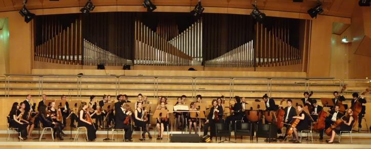 1 Haydn SCHÖPFUNG mit Barockposaunen (GP, hr-Sendesaal Frankfurt 8.7.2015)