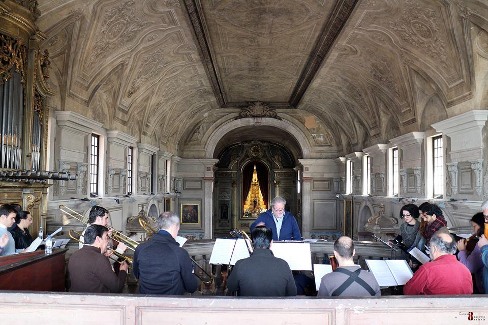 1 Masterclass de Sacabuxa e Música Antiga de Lisboa - Dir. Wim Becu 4-2016