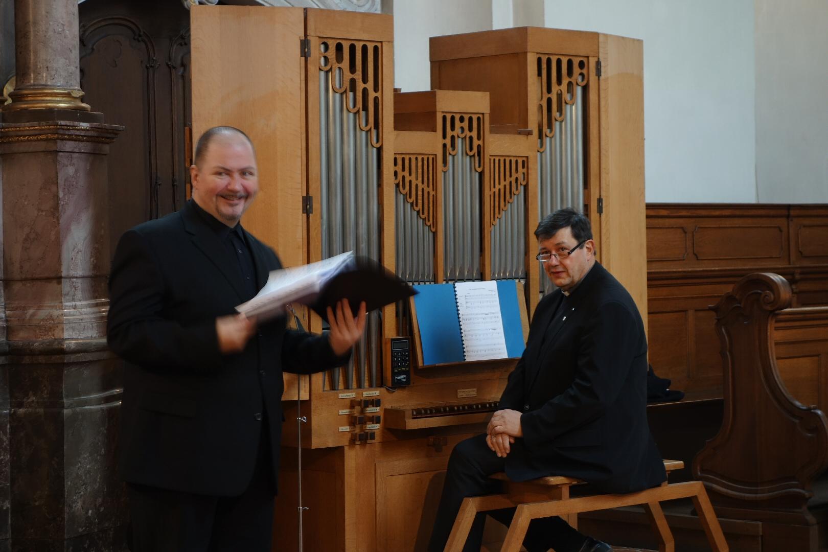 LA SPAGNOLETTA Bass Hans-Helge Gerlik & Pfr. Volker Truschel (1)