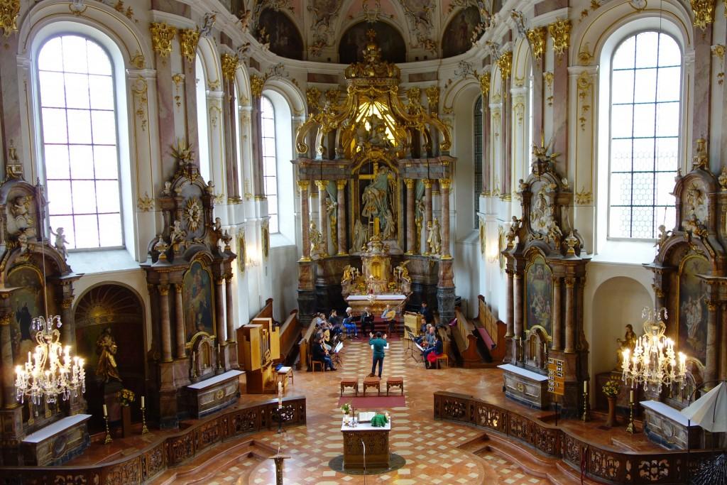Kurs für Alte Musik in Mainz mit Ercole Nisini (17.9.2017) 2